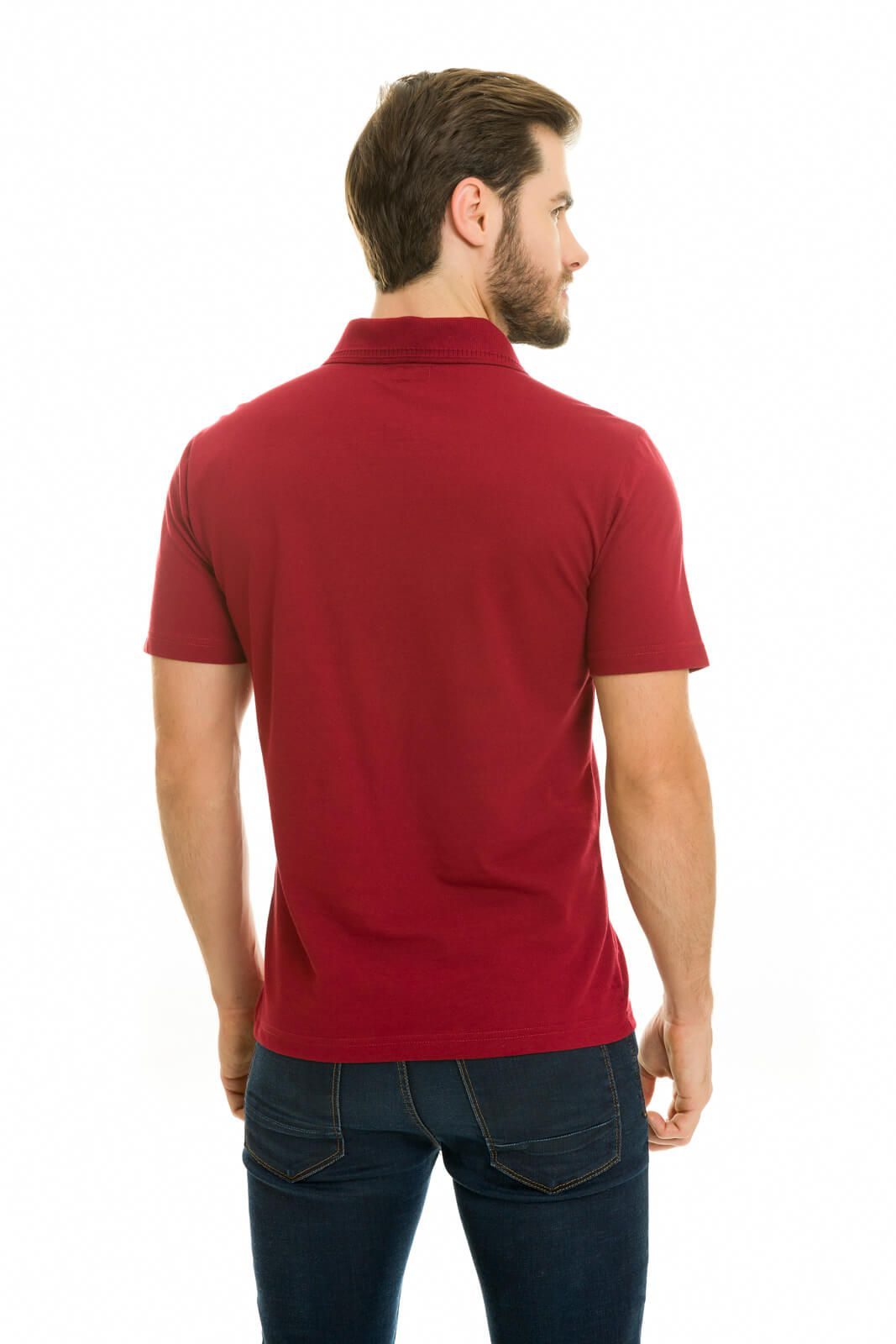 Camisa Gola Polo Olimpo Piquet Liso