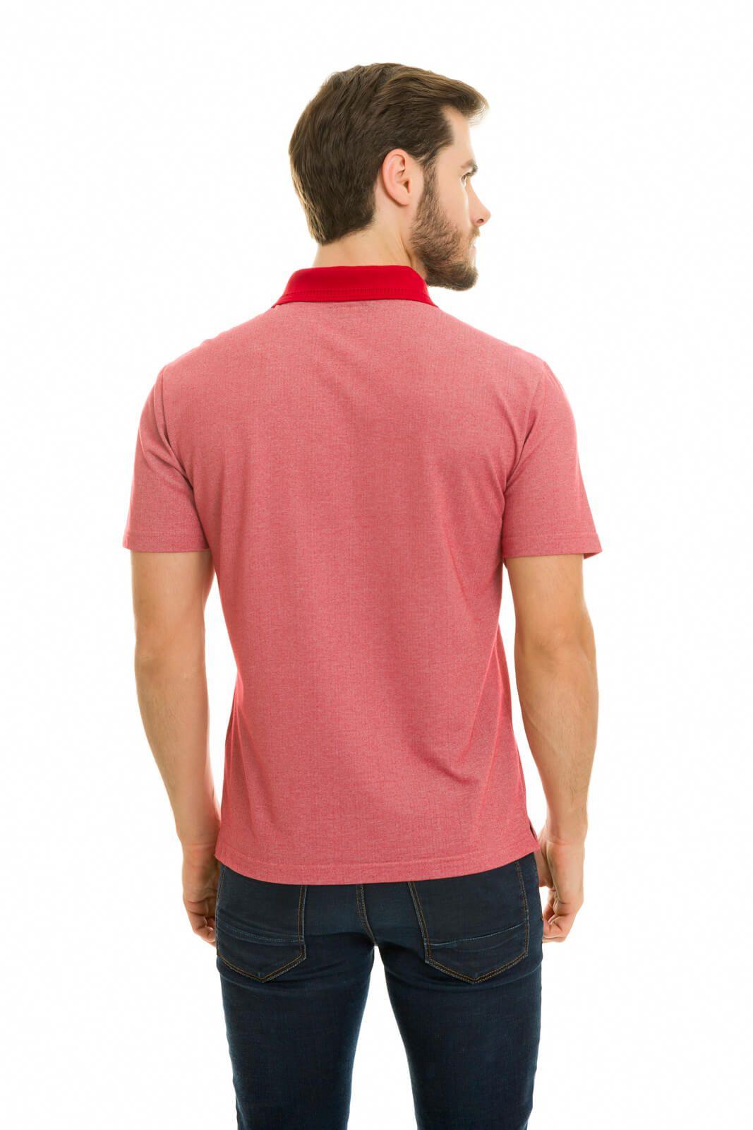 Camisa Gola Polo Olimpo Piquet Vintage