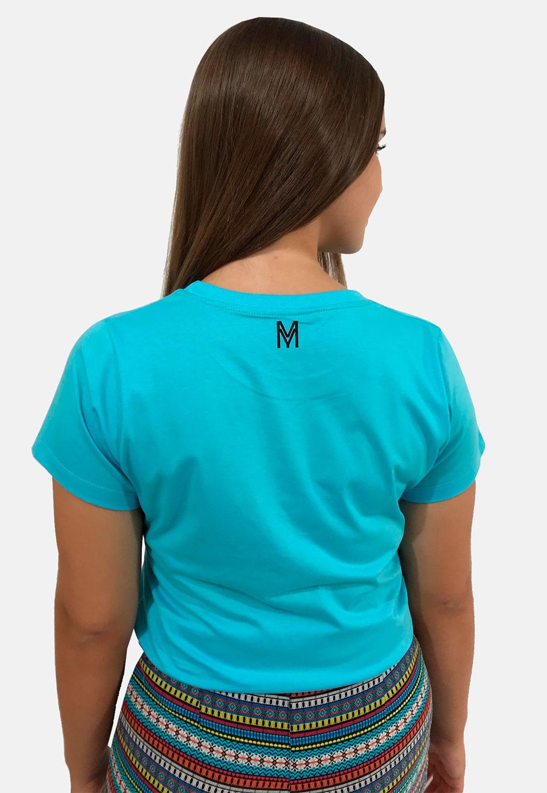 """T-Shirt Camiseta Feminina """"Oh Happy Day"""""""