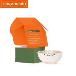 Bowl de Cerâmica Essencial AUÁ
