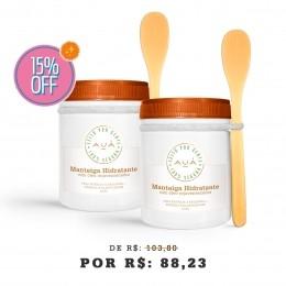 Duo Manteiga Hidratante