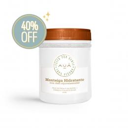Manteiga Corporal Hidratante com Óleo Rejuvenescedor