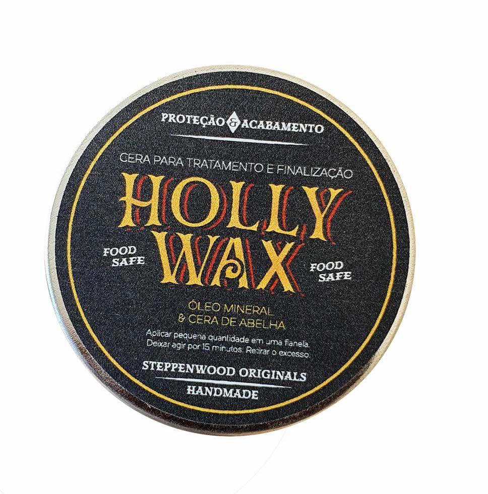 Cera de Tratamento HollyWax 15g