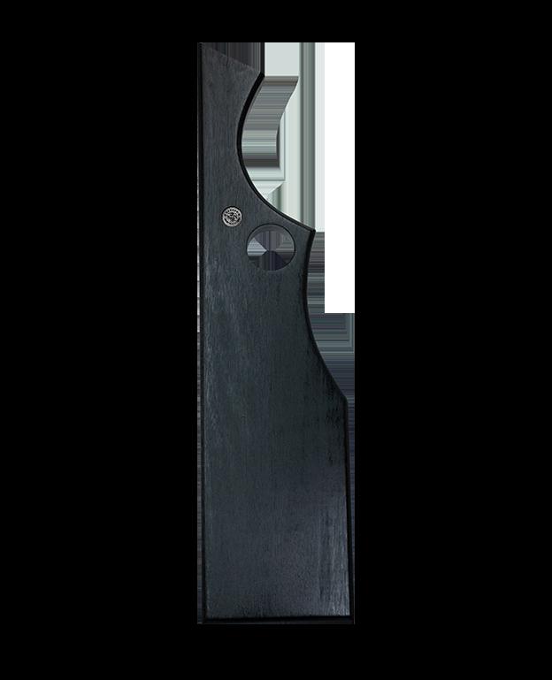 KATANNA SHADOW - Tábua de servir Carbonizada - 55 x 15 cm