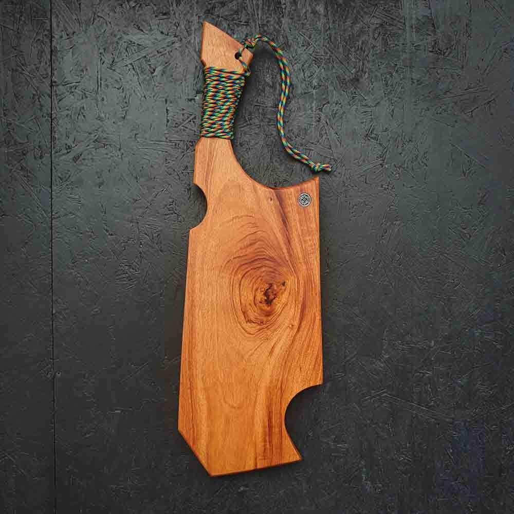 PAPA HET WOOD CLASSIC - Tábua em madeira nobre maciça 60x20 cm
