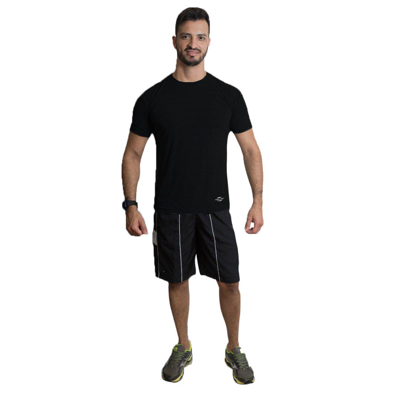 Camiseta Básica Kangoo Jumps Dry Fit Masculino