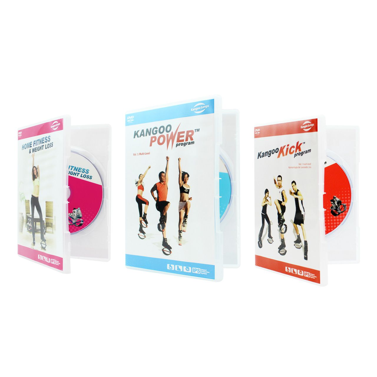 Dvd Kangoo Jumps
