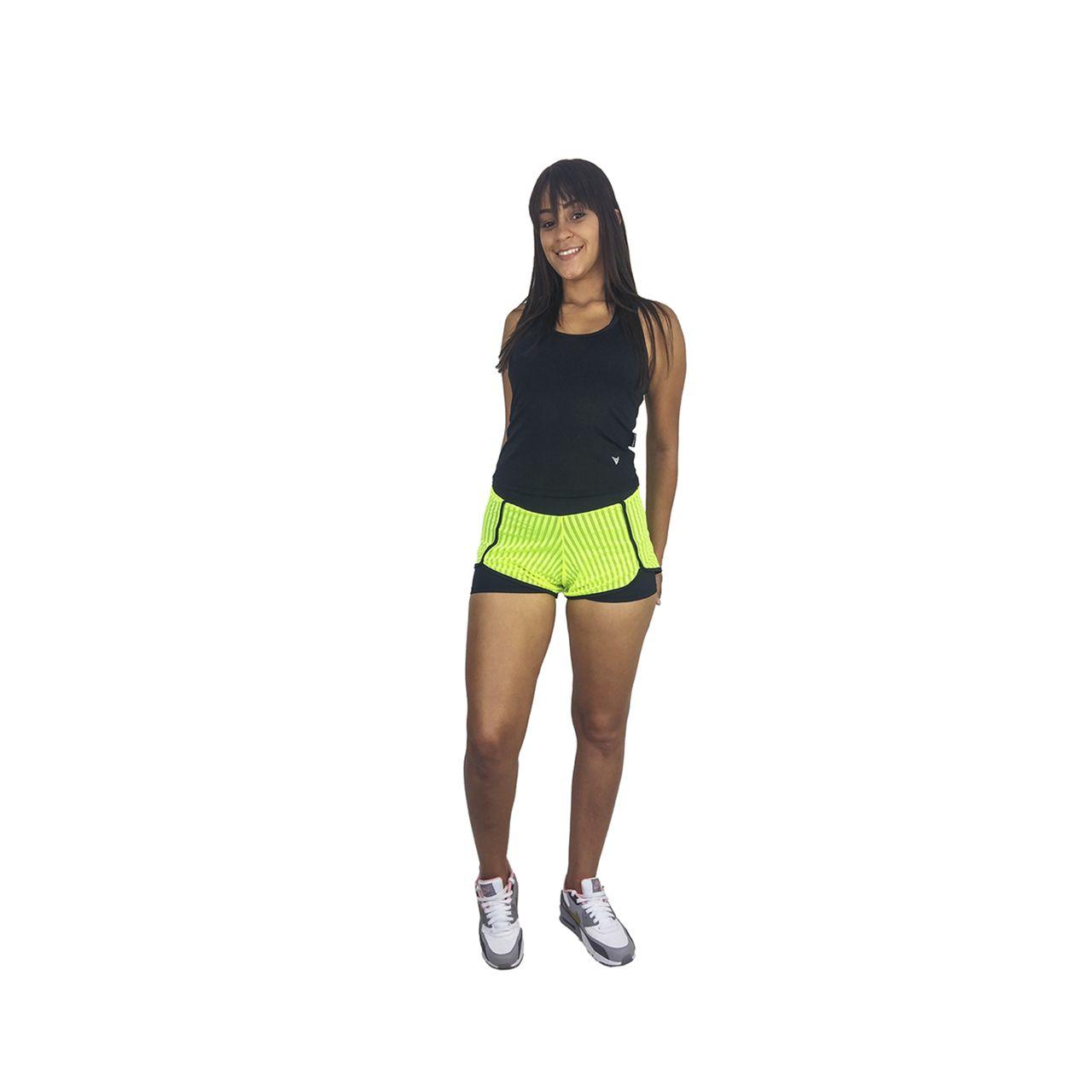 Shorts Kangoo Jumps Saia Equinox Feminino