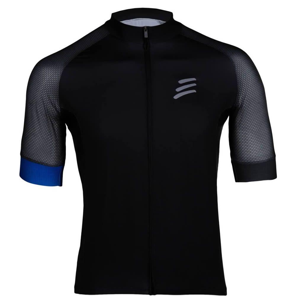 Camisa de Ciclismo Masculino Preto Be Bravo