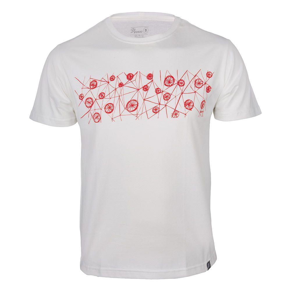 Camiseta Masculina Dani Henning Be Bravo Branca 011