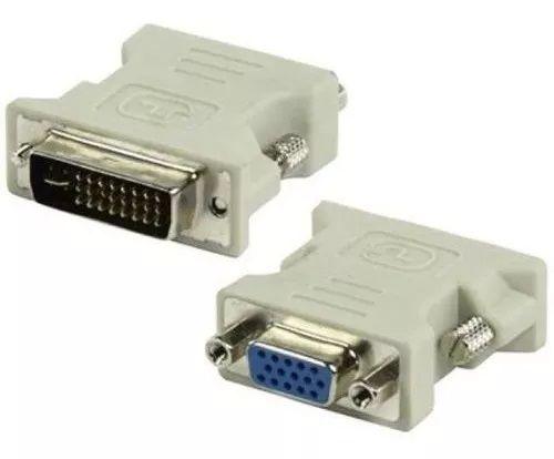 ADAPTADOR DVI-MACHO VGA-FEMEA (MONITOR)