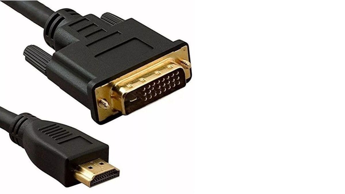 CABO DVI MACHO/HDMI MACHO
