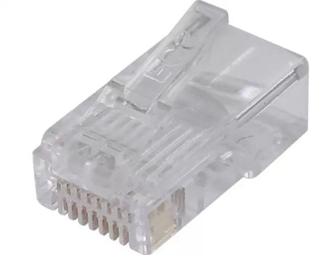 CONECTOR RJ45 - UNITARIO