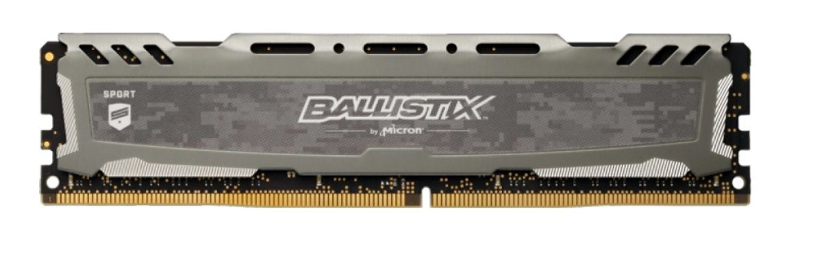 DDR4 MEMORIA 16GB 2400MHZ CRUCIAL BALLISTIX