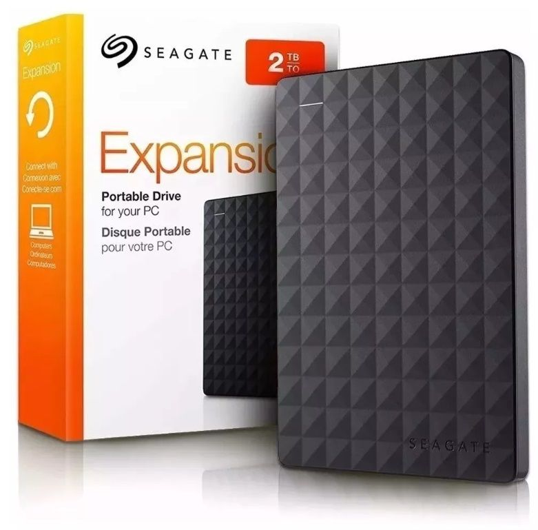 HD EXT USB 2 TB