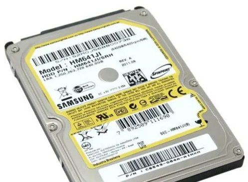 HD NOTEBOOK SATA 640GB (2,5) SEMINOVO