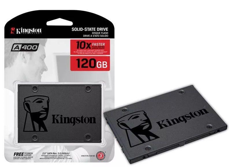 HD SSD 120GB SATA3 (HD SOLIDO)