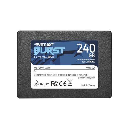 HD SSD 240GB (HD SOLIDO) PATRIOT