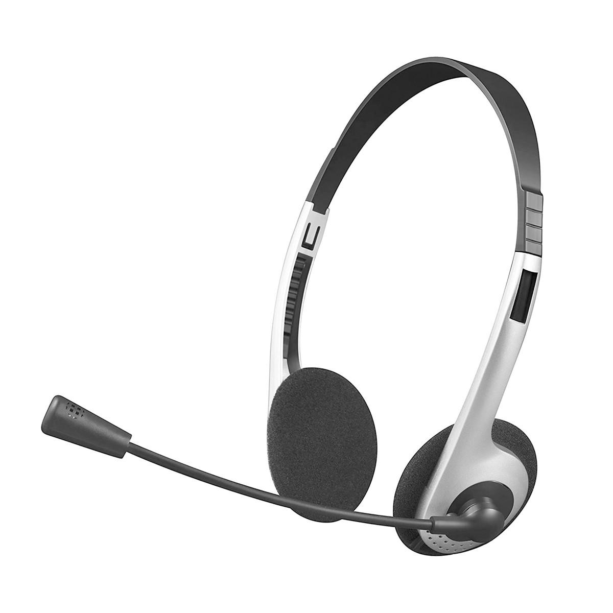 Headset com Fio C3Plus PH-01SI