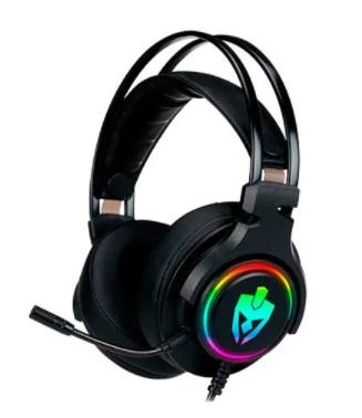 HEADSET EVOLUT AGNI PRO USB RGB EG-340