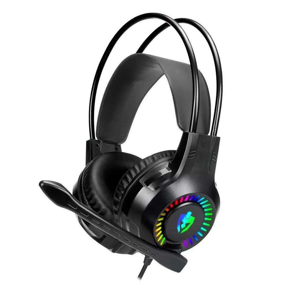 HEADSET GAMER APOLO LED RGB EVOLUT