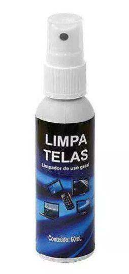KIT LIMPEZA DE TELAS 60ML