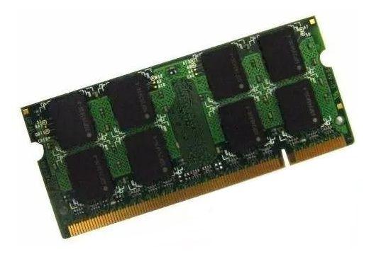 MEMORIA NOTEBOOK DDR2 2GB