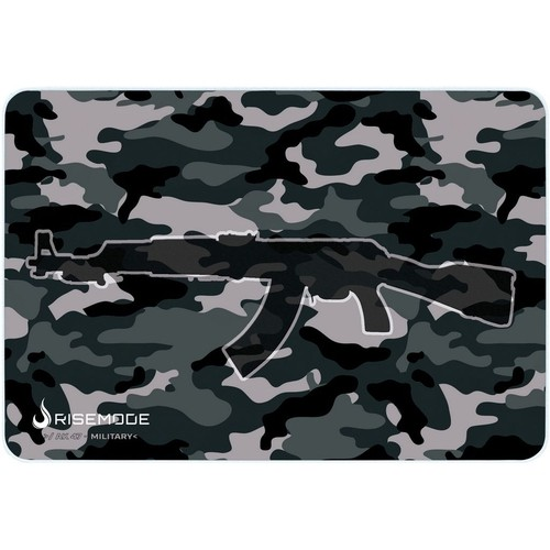 MOUSEPAD GAMER 32X27 AK47 MILITARY