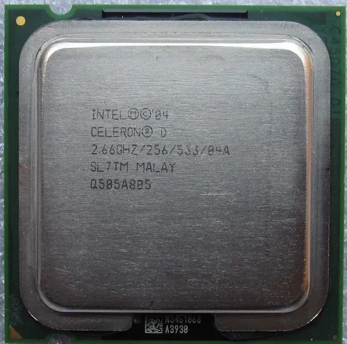 PROC INTEL CELERON D331 2.66GHZ 256K(semi-novo)
