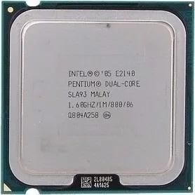 PROC INTEL E2140 1.6 LGA775 (semi-novo)
