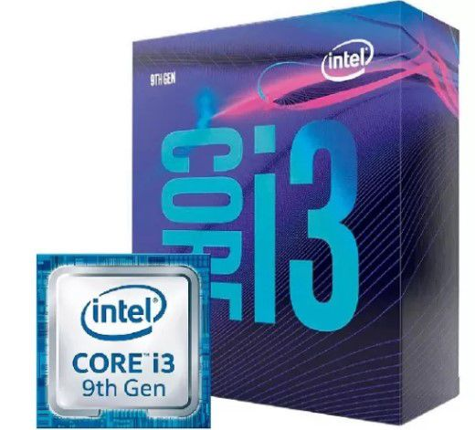PROC INTEL I3 9100F 3.6GZ 6MB LGA1151 9G
