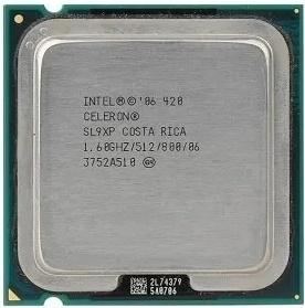 Processador Intel® Celeron® 420 1,60GHZ (semi-novos)
