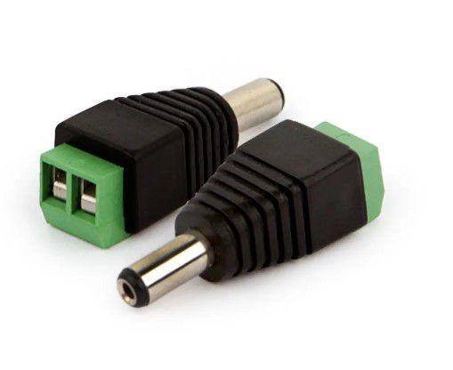 SEG-CONECTOR ENERGIA - PLUG MACHO