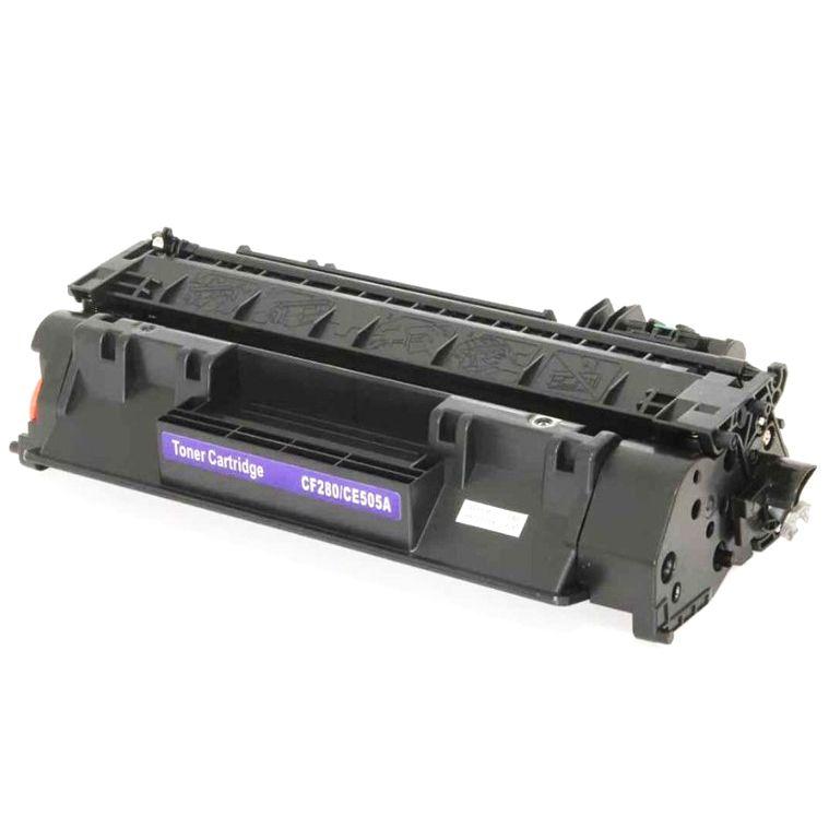 TONER COMPAT PRETO HP 280A/CE505A(05A)