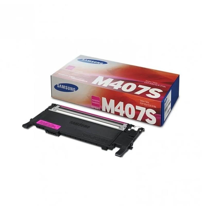 Toner Samsung CLT-M407S/XAZ - Magenta