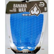 Deck Banana Wax Surf Traction Azul Claro