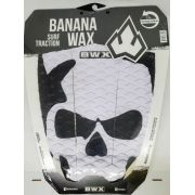 Deck Banana Wax Surf Traction Caveira