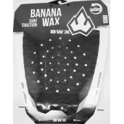 Deck Banana Wax Surf Traction Preto