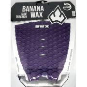 Deck Banana Wax Surf Traction Roxo