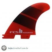 Quilha FSC II Essential Accelerator Neo Glass