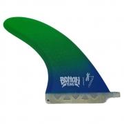 Quilha para long Bottom Fins 6'5 Hawai  - Quilhão