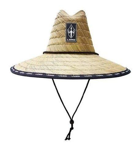 Chapéu de Palha Surf LORD