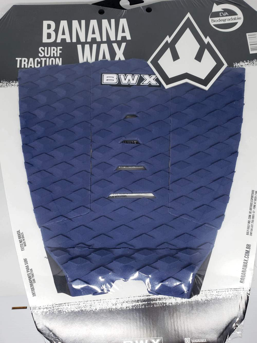 Deck Banana Wax Surf Traction Azul