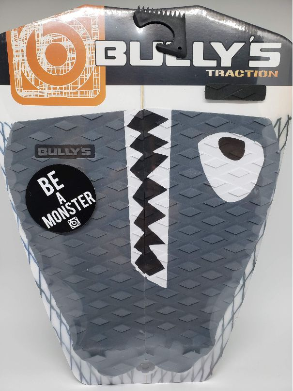 Deck Bully's Monster Cinza