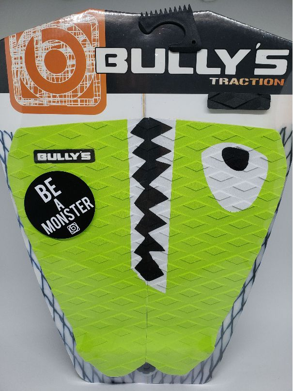 Deck Bully's Monster Verde