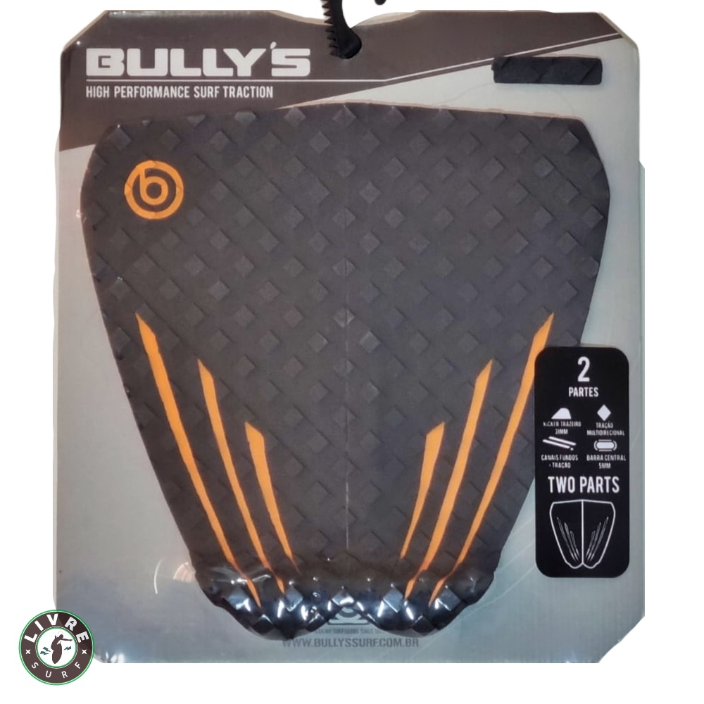 Deck Bullys Two Parts