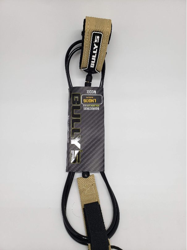Leash Bully's Golden Competição 6ft Bege