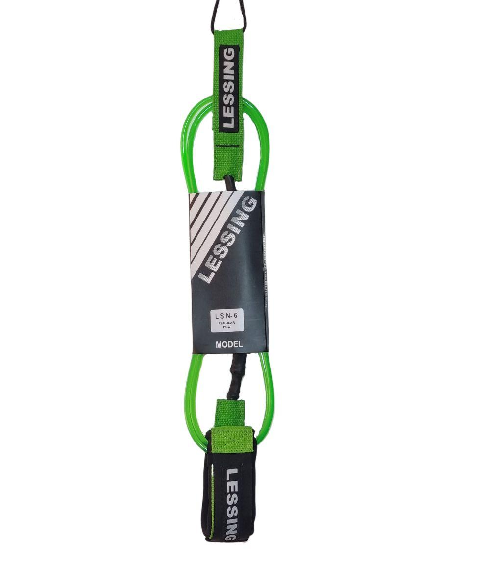 Leash Lessing Regular Pro 6' - Cor Verde