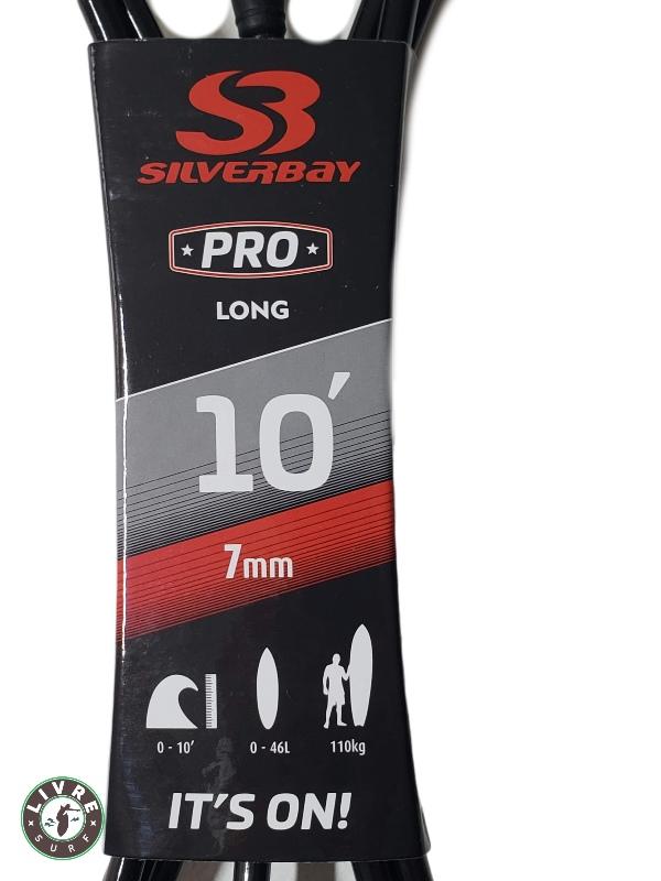 Leash Longboard Pro  Silverbay 10ft x 7mm
