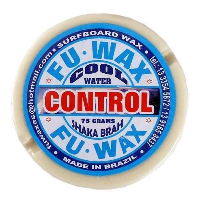 Parafina Fu Wax Cool Control - Água Fria (kit com 10)